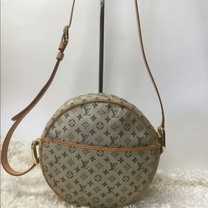 Louis Vuitton Mini Jeanne GM Shoulder Bag